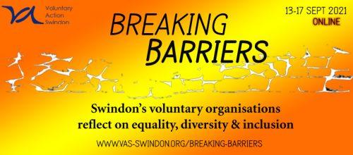Breaking Barriers event - logo